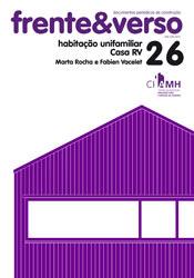 Casa RV – Marta Rocha + Fabien Vacelet